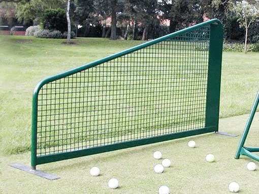 heavy duty metal golf range divider metal tee divider